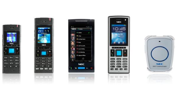 NEC-IP-DECT-devices