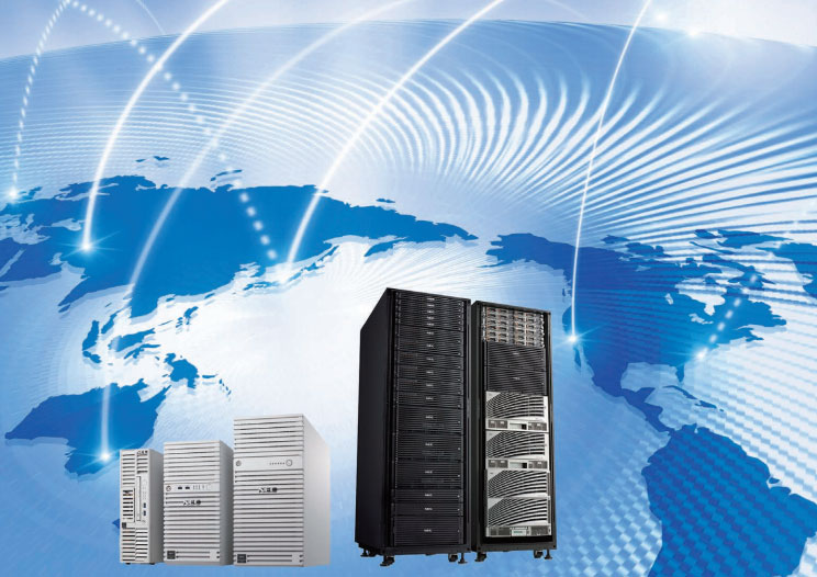 NEC Express5800 Servers